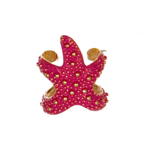 wholesale  Starfish ring PK fashionunic