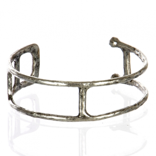 Wholesale L26A Metal cuff bracelet SB