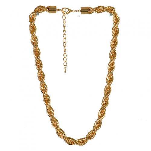 Wholesale L03D Rope chain necklace GD