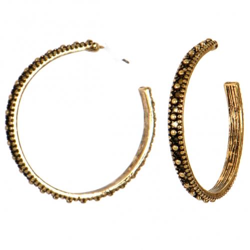 Wholesale L06E Earrings/RUSSIA GOLD