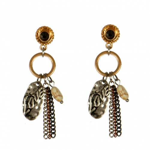 Wholesale N38E Dangling Earrings BSMBE