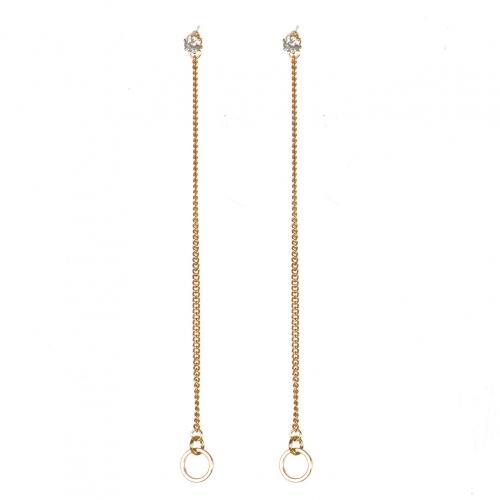 Wholesale M08A Drop Chain Earrings GCL