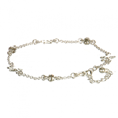 Wholesale L29BStarfish Lobster Bracelet with Rhinestone SC