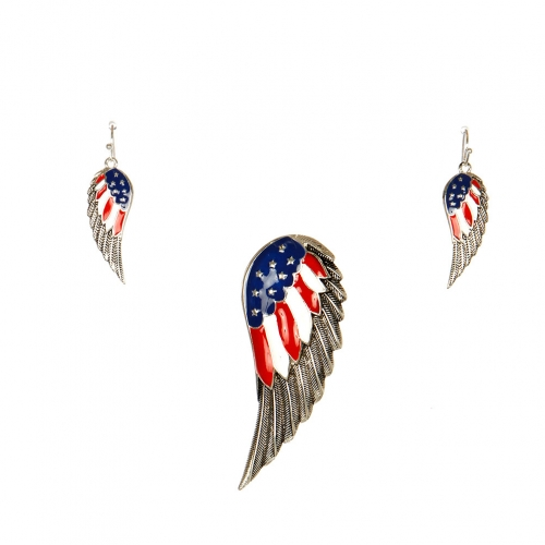wholesale N30E A wing w/Flag Design Magnetic Function ASMX