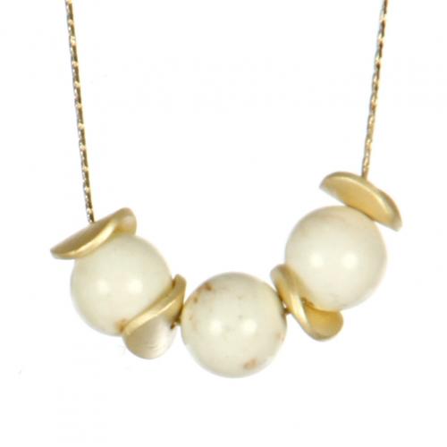 Wholesale M08C Faux Stones Long Necklace IV
