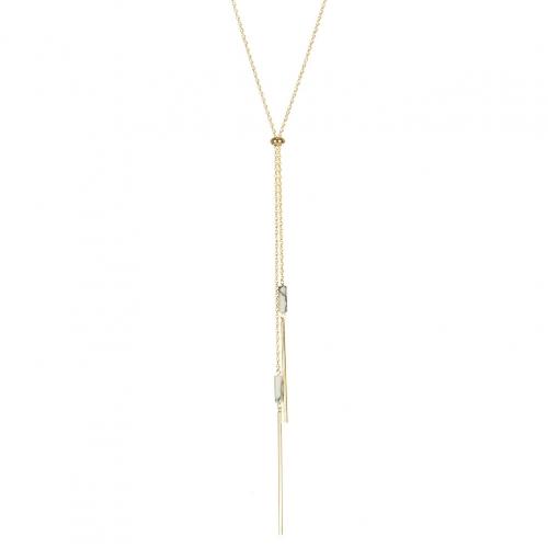 Wholesale M05A Bar Drop Lariat Necklace IV