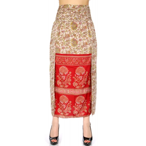 Wholesale M31 Long Length Sari Skirt BD