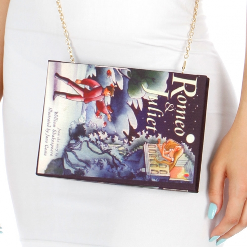 Wholesale M21B Romeo And Joliet Book Clutch