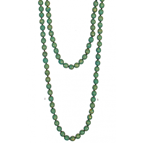 Wholesale N40D Brass Beads 60'' Necklace C