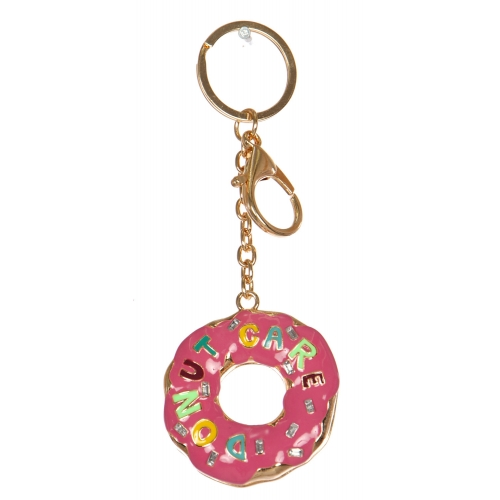"Wholesale WA00 ""DONUT CARE"" keychain G"