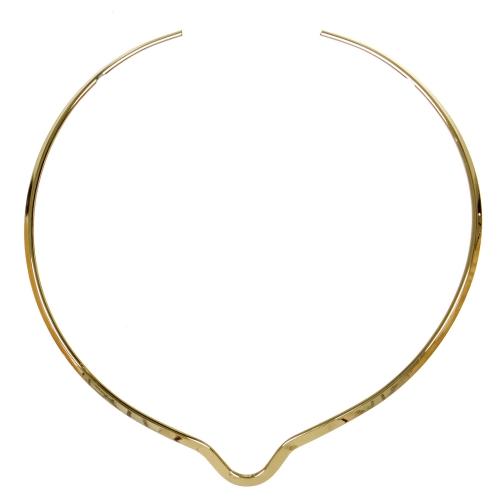 Wholesale WA00 U shaped chic collar choker for pendant BG