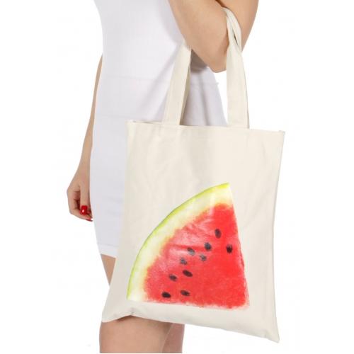 Wholesale T25C Watermelon canvas bag