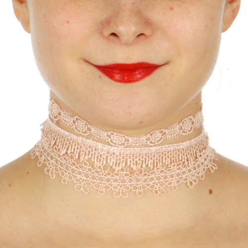 Wholesale M30A Three crochet choker set GBS