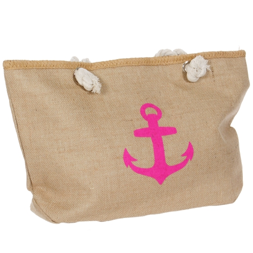 Wholesale S70C Anchor canvas bag Black