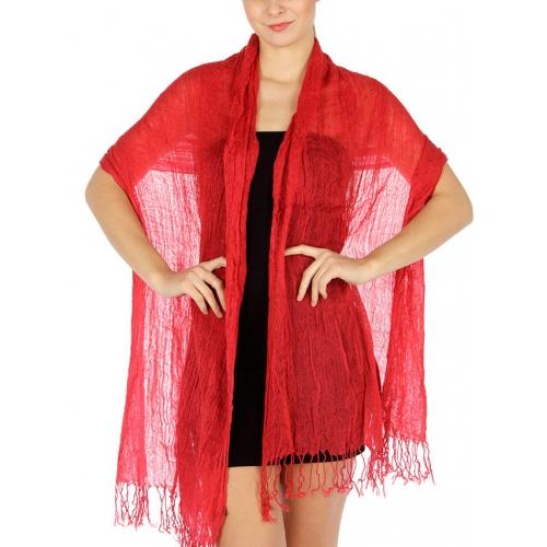 wholesale R56 Fluffy Solid Shawl BK fashionunic