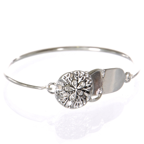 Wholesale WA00 Flower bracelet  SV
