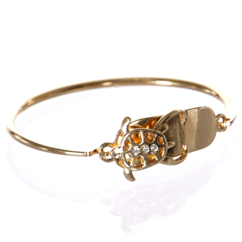 Wholesale WA00 Turtle bracelet  GD