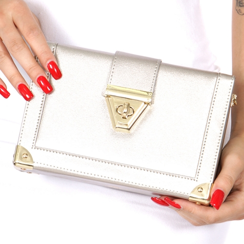 Wholesale N16A Daily bag hard Case clutch handbag BK