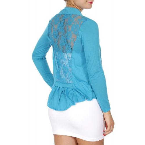 Wholesale N09 Lace cut insert long sleeve Yellow