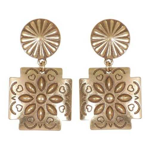 Wholesale L06D Flower & hearts cross earrings GB