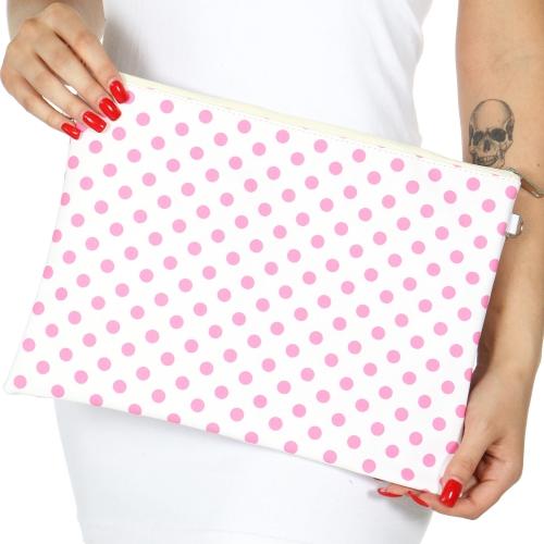Wholesale T83B Crossbody clutch bags Polka dot