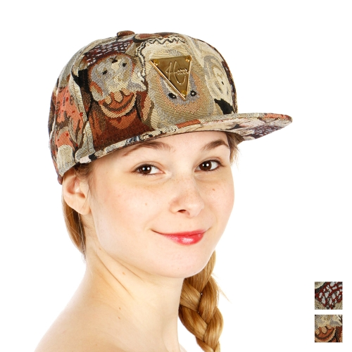 Wholesale R33A Hater Snapback Hat BRW