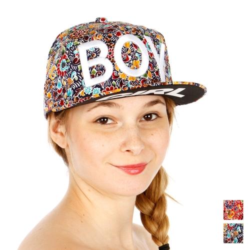 Wholesale R62B BOY/GIRL Snapback Hat BLK