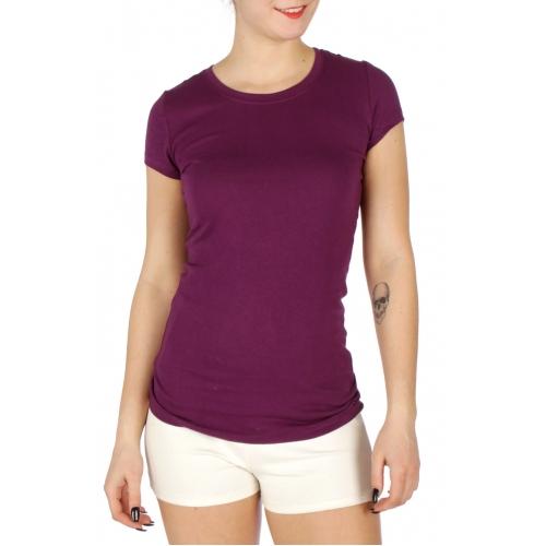 Wholesale K00 Round neck T-shirts Banana 6 pcs multi size pack(1S,2M,2L,1XL)