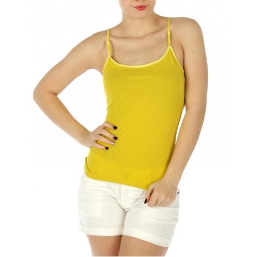 wholesale K03 3 pcs Cotton Basic cami Black (S/M/L)