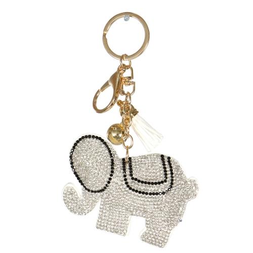 Wholesale WA00 Keychain Elephant