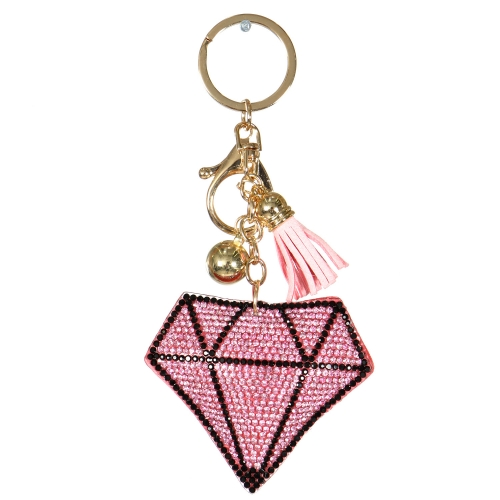 Wholesale WA00 Keychain Diamond