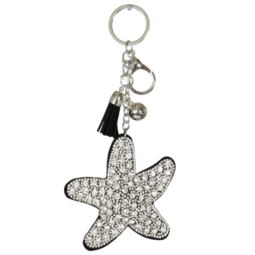 Wholesale WA00 Keychain Tassel and Starfish RBK