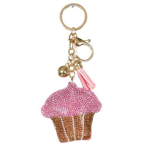 Wholesale WA00 Keychain Cupcake GPK