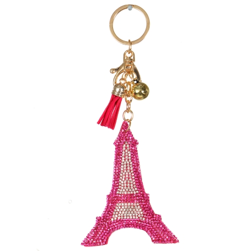 Wholesale WA00 Keychain Eiffel Tower GPK