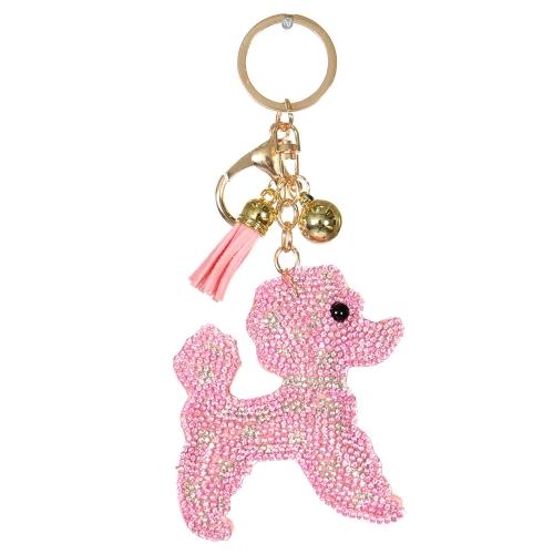 Wholesale WA00 Keychain Poodle GPK