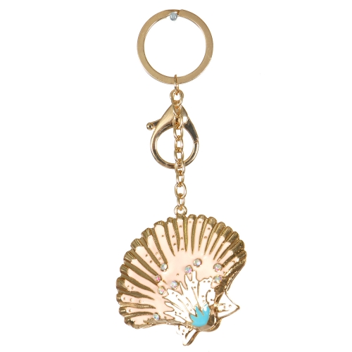 Wholesale WA00 Metal keychain Shell G