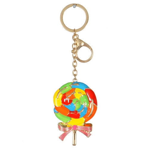 Wholesale WA00 Metal keychain Lollipop G
