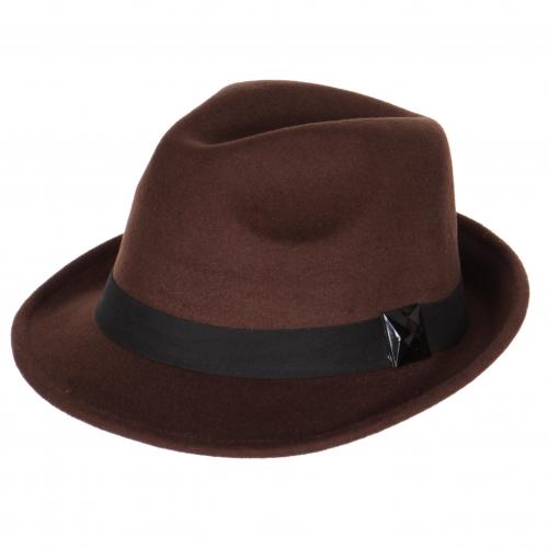 Wholesale V60C Classic solid fedora hat fashionunic