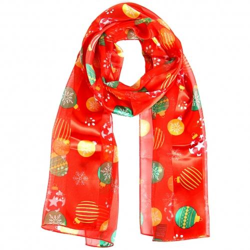 Wholesale WA00 Satin stripe scarf ORNAMENTS