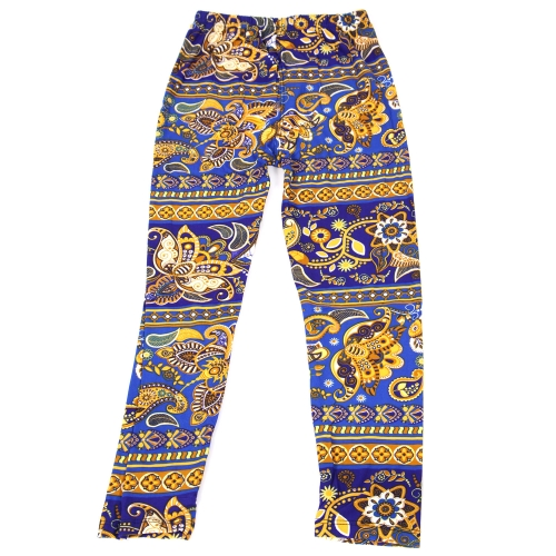Wholesale B20B Girls print leggings MANDALA