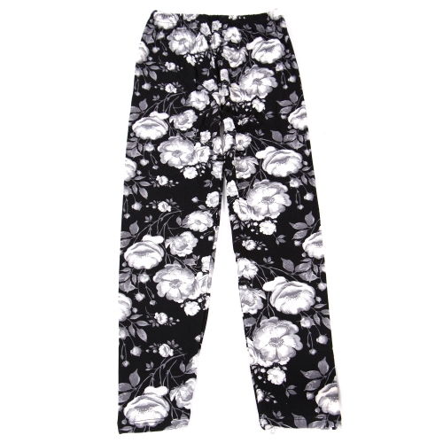 Wholesale B02A Girls print leggings FLORAL
