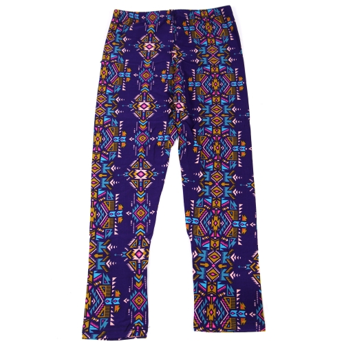 Wholesale B02B Girls print leggings KILIM