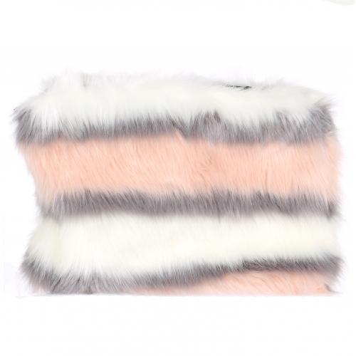 Wholesale T68B Faux fur clutch bag
