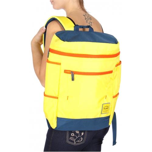 Wholesale U11B Laptop backpack Yellow
