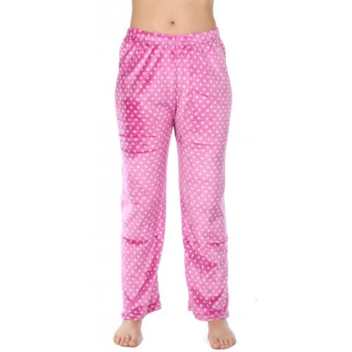 Wholesale U08 Pajama pants Stars Violet