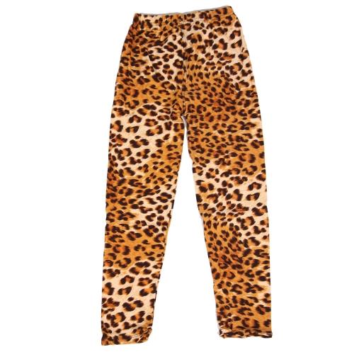 Wholesale Y00E NEW MIX Girls print leggings Cheetah