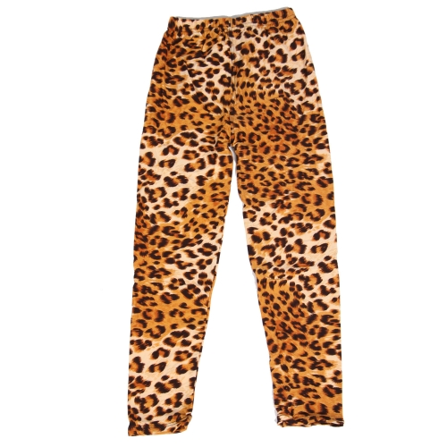 Wholesale Y00E NEW MIX Girls print leggings Cheetah