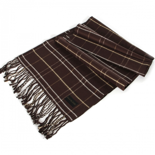 wholesale S63 Silk blend Scarf 18514 fashionunic