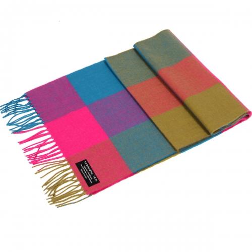 wholesale P34 Soft checkers cashmere Scarf A0106
