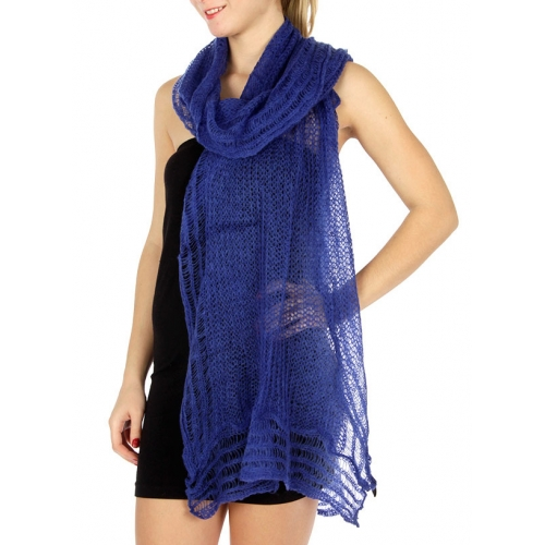 wholesale S51 Loose-Knitted Shawl BU fashionunic